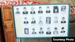 Фотографии пропавших без вести во время июньский событий. Июль 2010 года.