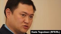 Прокурор Еркін Майшынов. Алматы, 27 қаңтар 2014 жыл.