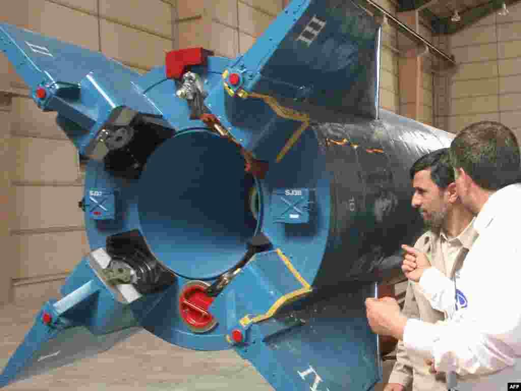 Иран впервые вывел на орбиту свой спутник ракетой собственного производства