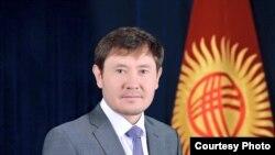 Фархад Бекманбетов.