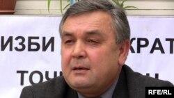 Масъуд Собиров, раиси ҲДТ.