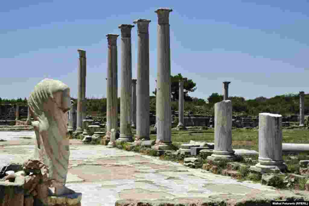 Antički grad Salamis