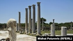 Cyprus - Antic city Salamis