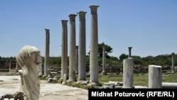 Cyprus - Antic city Salamis