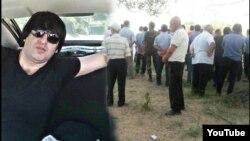 «Qoca» ləqəbli Etibar Məmmədov