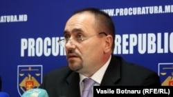 Former Moldovan Prosecutor-General Valeriu Zubco