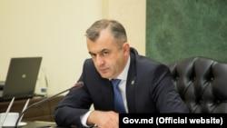Protestatarii cer demiterea guvernului Ion CHicu