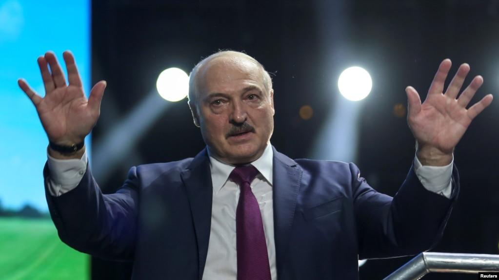 ИА ба таҳрими Лукашенко омода шудааст