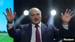 Alexandr Lukașenka nu se află pe lista sancțiunilor SUA și UE
