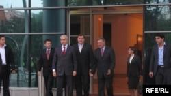 Boris Tadić u Banjaluci 22. juna, Foto: Milorad Milojević