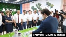 Ўзбекистоннинг АЭС қуриш режасига қарши жиддий эътирозлар билдирилмоқда.