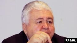 Қоғам қайраткері Нұрахмет Досмұхамет. Астана, 29 сәуір, 2010 жыл.