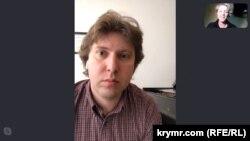 Павел Гинтов, включение по Skype