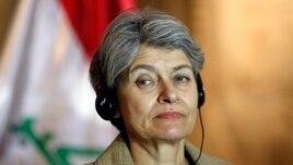 UNESCO Director-General Irina Bokova