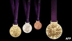 Medalje za koje se Olimpijci bore u Londonu