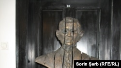 Corneliu Coposu sculptură de Bogdan Adrian Lefter, Sighet