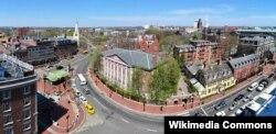 Гарвардский университет, где долгие годы работал Ричард Пайпс