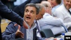 Cipras prima čestitike na sastanku čelnika eurozone u Briselu