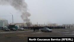 Кавказдагы террористтик операция.