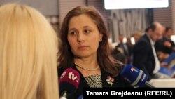 Ministra Victoria Iftodi