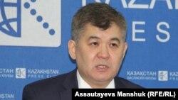 Елжан Биртанов.