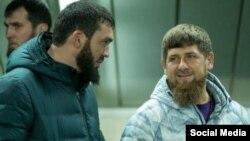 Даудов и Кадыров - гордость Махачкалинского института финансов и права