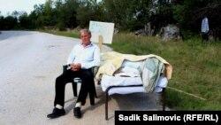Жемал Хасанович. Босния және Герцеговина, 9 қыркүйек 2014 жыл.
