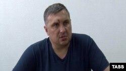Евгений Панов после задержания