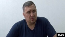 Евгений панов на видео, обнародованном ФСБ 11 августа