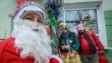 UKRAINE, EVPATORIA – New Year's festival, 17Dec2018
