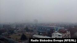 Илустративна фотографија. Загаденост на воздухот.