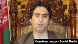 Претставник на авганистанските власти, Абдулрахман Мандал.