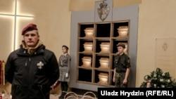 Поховання повстанців на кладовищі «Роси» у Вільнюсі