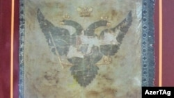 Qarabağ xanı Mehdiqulu xanın bayrağı