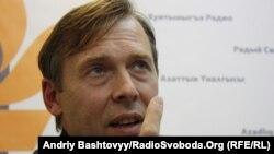 Сергій Соболєв, голова опозиційного уряду, народний депутат від БЮТу