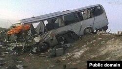 Stavropol-Accident