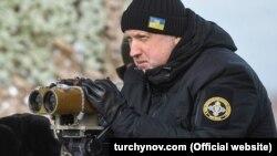 Голова Ради національної безпеки і оборони України Олександр Турчинов