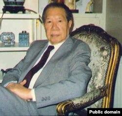 Бао Дай в Париже в 70-е годы
