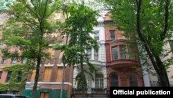Abramovich-in Nyu-Yorkda evləri.