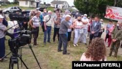 Жители Шумерлинского района Чувашии выступили против строительства китайских предприятий