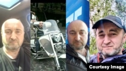 Сарали Ахтаев, предполагаемый убийца Мамихана Умарова