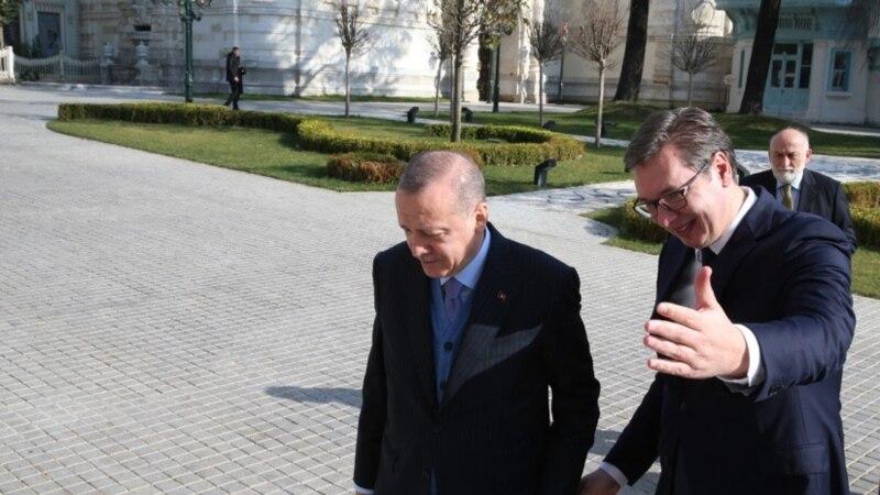 Mediji: Odložena poseta Erdoana Srbiji