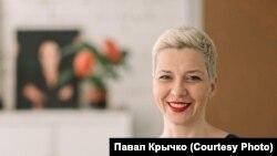 Марыя Калесьнікава, каардынатарка выбарчага штабу Віктара Бабарыкі