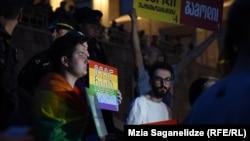 Полностью отказываться от запланированных мероприятий организаторы «Тбилиси прайда» не намерены