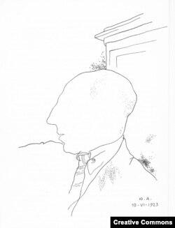 Портрет Самуила Алянского