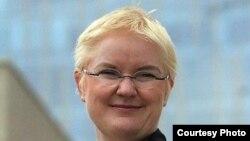 Немецкая журналистка Эдда Шлагер, депортированная из Узбекистана.