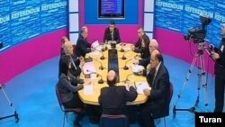 18 mart 2009-cu il referendumunda TV debatları, 21Fev2009
