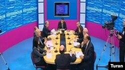 İTV-də debat.