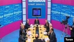 Martın 14-də İTV-də sonuncu teledebatlar keçirildi