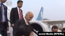 Президент Ашраф Гани.